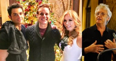 Young and the Restless Casting News: Mal Young - Fenmore Baldwin (Zach Tinker) Lauren Fenmore (Tracey Bregman)