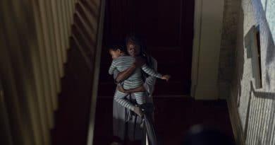 The Walking Dead - Michonne (Danai Gurira), RJ - Rick Grimes Jr. (Antony Azor)