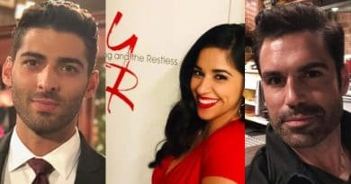 The Young and the Restless Spoilers: Arturo rosales (Jason Canela) - Mia Rosales (Noemi Gonzalez) - Rey Rosales (Jordi Vilasuso)