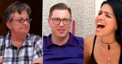 90 Day Fiance: Debbie Johnson - Colt Johnson - Larissa Christina