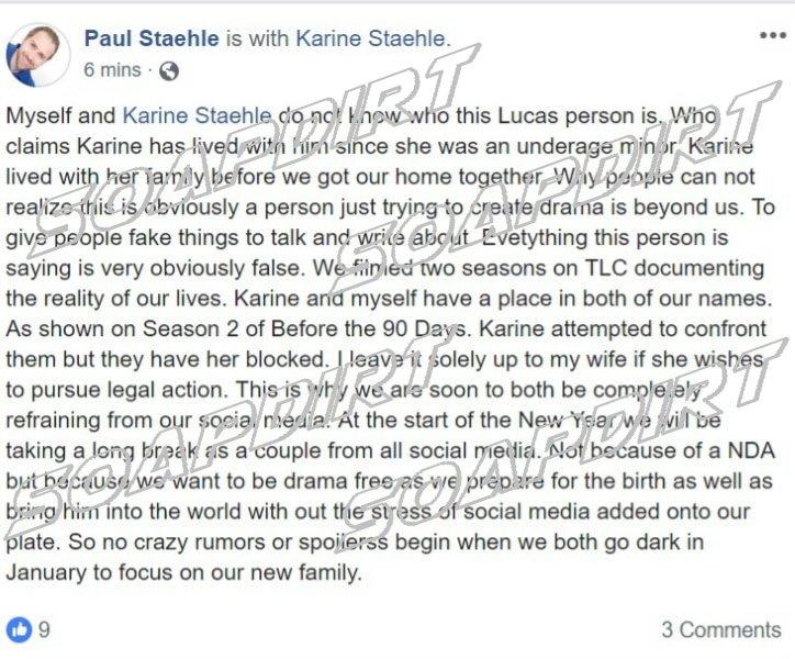 90 Day Fiance: Paul Staehle