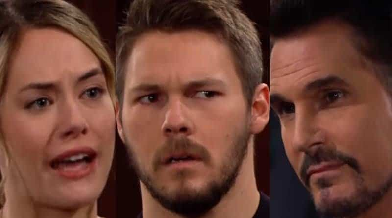 Bold and the Beautiful Spoilers: Hope Logan (Annika Noelle) - Liam Spencer (Scott Clifton) - Bill Spencer (Don Diamont)