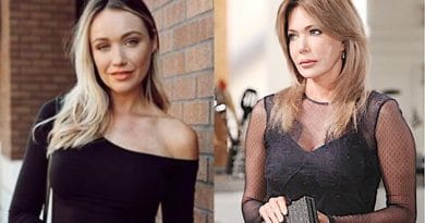 Bold and the Beautiful Spoilers: Flo (Katrina Bowden) - Taylor Hayes (Hunter Tylo)