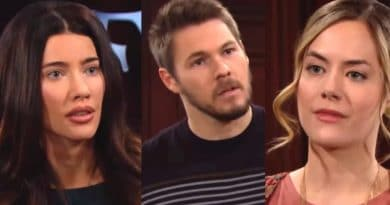 Bold and the Beautiful Spoilers: Steffy Forrester (Jacqueline MacInnes Wood) - Liam Spencer (Scott Clifton) - Hope Logan (Annika Noelle)