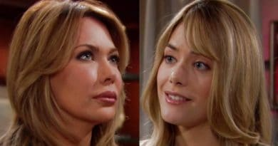 Bold and the Beautiful Spoilers: Taylor Hayes (Hunter Tylo) - Hope Logan (Annika Noelle)