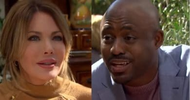 Bold and the Beautiful Spoilers: Taylor Hayes (Hunter Tylo) - Reese Buckingham (Wayne Brady)