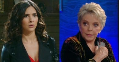 Days of Our Lives Spoilers: Gabi Hernandez (Camila Banus) - Julie Olson Williams (Susan Seaforth Hayes)