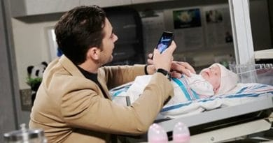 Days of Our Lives Spoilers: Chad DiMera (Billy Flynn) - Charlotte DiMera (Chloe Teperman)