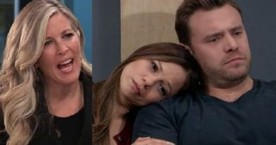General Hospital Spoilers: Carly Corinthos (Laura Wright) - Kim Nero (Tamara Braun) - Drew Cain (Billy Miller)