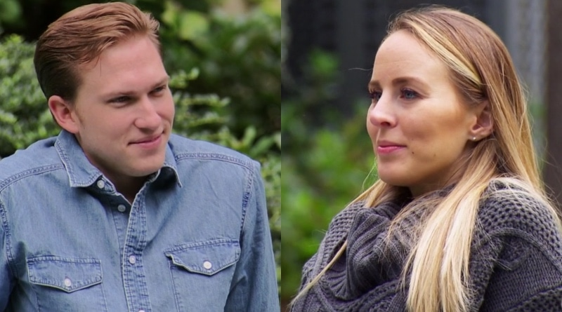 Married at First Sight: Happily Ever After Bobby Dodd - Danielle Bergman