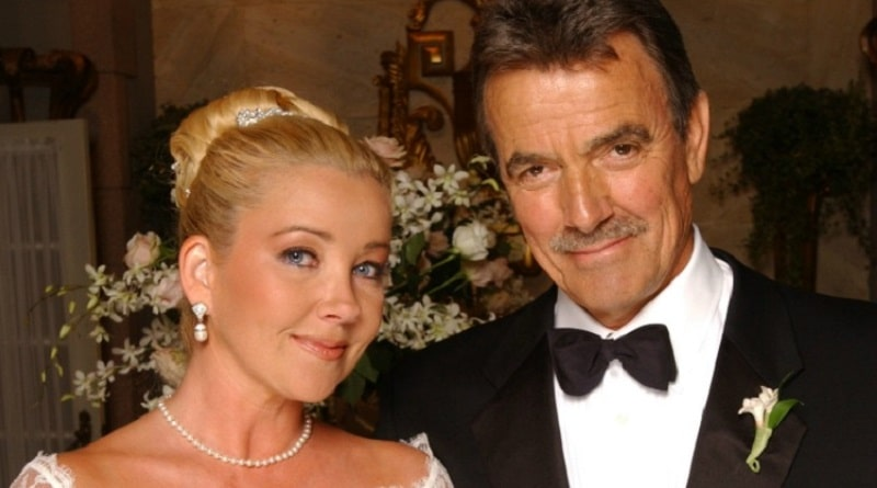 Young and the Restless Spoilers: Nikki Newman (Melody Thomas Scott ) - Victor Newman - (Eric Braeden)