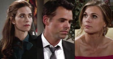 Young and the Restless Spoilers: Victoria Newman (Amelia Heinle) - Billy Abbott (Jason Thompson) Phyllis Abbott (Gina Tognoni)