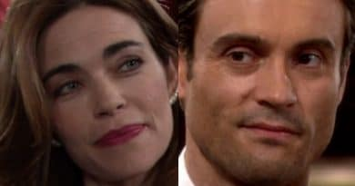 Young and the Restless Spoilers: Cane Ashby (Daniel Goddard) - Victoria Newman (Amelia Heinle)