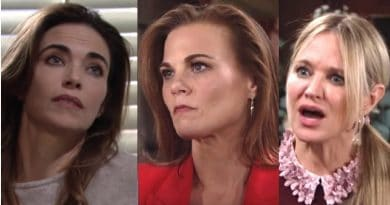 Young and the Restless Spoilers: Victoria Newman (Amelia Heinle) - Phyllis Abbott (Gina Tognoni) - Sharon Newman (Sharon Case)