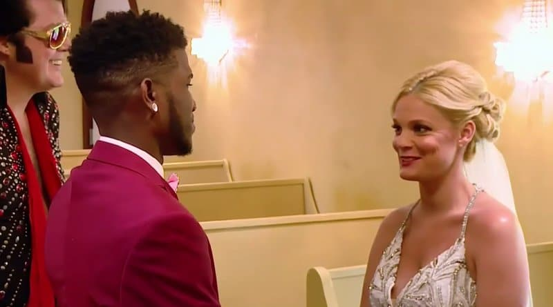 90 Day Fiance: Ashley Martson - Jay Smith - Wedding