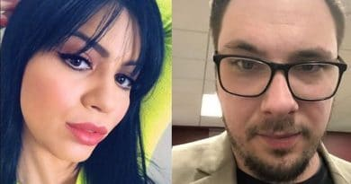 90 Day Fiance - Larissa Christina - Colt Johnson