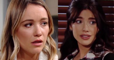 Bold and the Beautiful Spoilers: Florence (Katrina Bowden) - Steffy Forrester (Jacqueline MacInnes Wood)