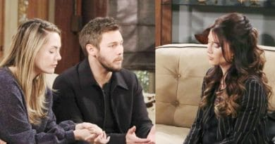 Bold and the Beautiful Spoilers: Hope Logan (Anikka Noelle) -Liam Spencer (Scott Clifton) - Steffy Forrester (Jacqueline MacInnes Wood)