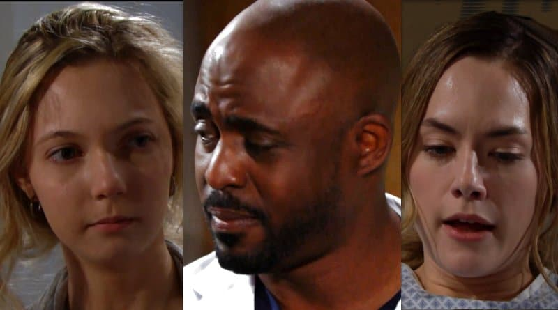 Bold and the Beautiful Spoilers: Hope Logan (Anikka Noelle) - Reese Buckingham (Wayne Brady)