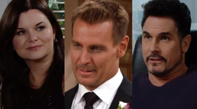Bold and the Beautiful Spoilers: Katie Logan (Heather Tom) - Thorne Forrester (Ingo Rademacher) - Bill Spencer (Don Diamont)