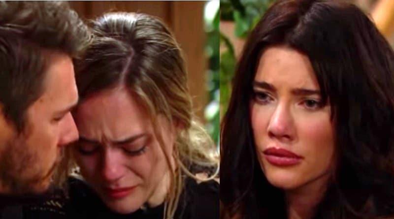 Bold and the Beautiful Spoilers: Liam Spencer (Scott Clifton) - Hope Logan (Annika Noelle) - Steffy Forrester (Jacqueline MacInnes Wood)