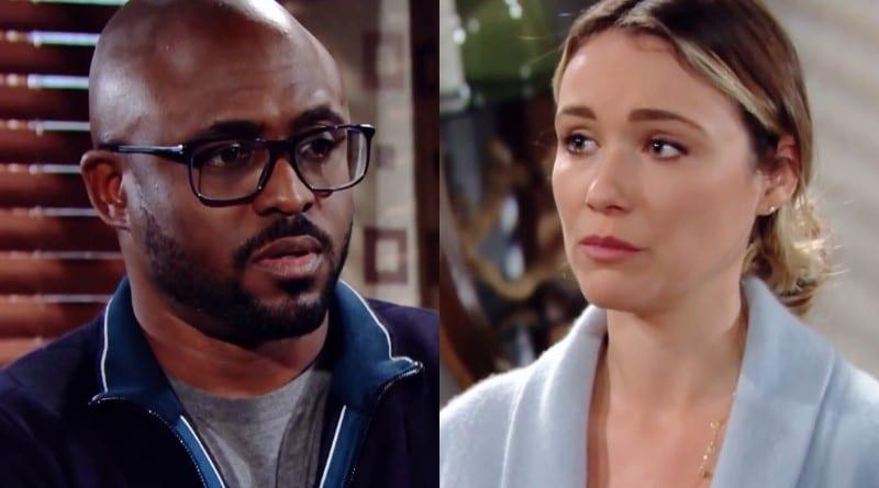 Bold and the Beautiful Spoilers: Reese Buckingham (Wayne Brady) - Florence (Katrina Bowden)