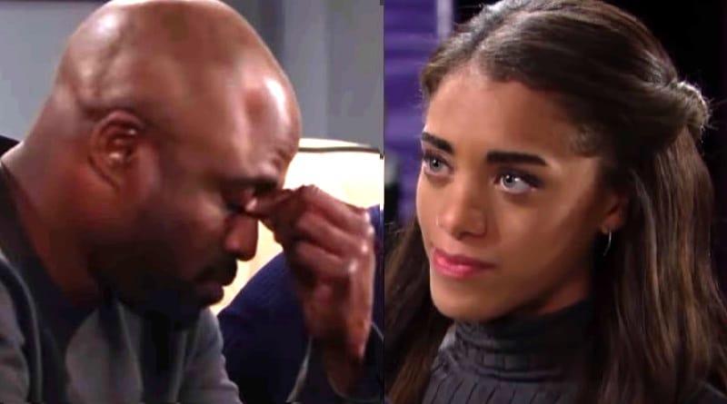 Bold and the Beautiful Spoilers: Reese Buckingham (Wayne Brady) - Zoe Buckingham (Kiara Barnes)