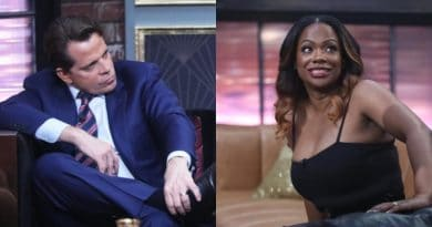 Celebrity Big Brother Spoilers: Anthony Scaramucci - Kandi Burruss