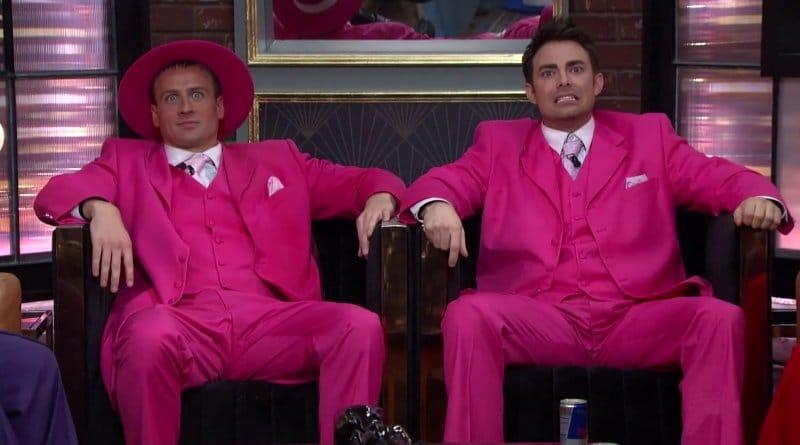 Celebrity Big Brother Recap: Ryan Lochte - Jonathan Bennett