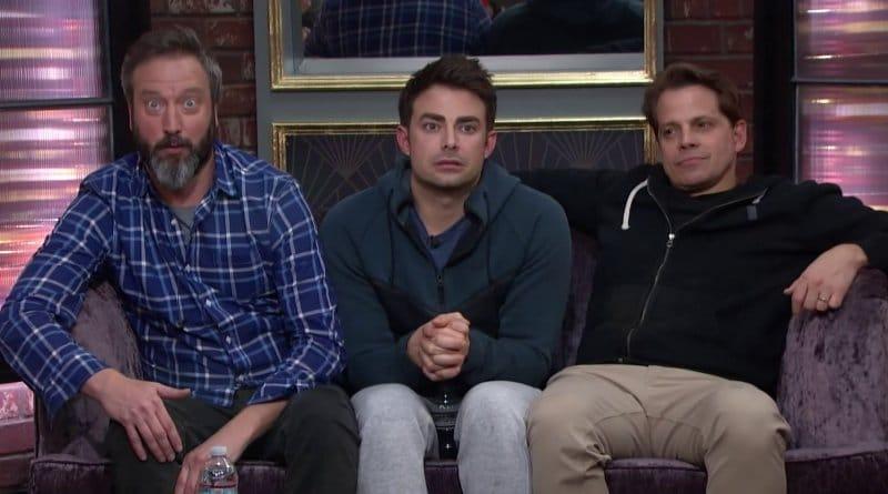Celebrity Big Brother Recap: Tom Green - Jonathan Bennett - Anthony Scaramucci