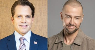Celebrity Big Brother Spoilers: Joey Lawrence - Anthony Scaramucci