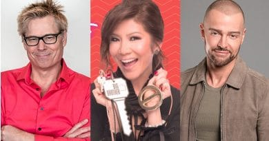 Celebrity Big Brother Spoilers: Kato Kaelin - Julie Chen - Joey Lawrence