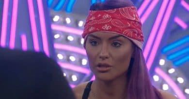 Celebrity Big Brother Spoilers: Natalie Eva Marie