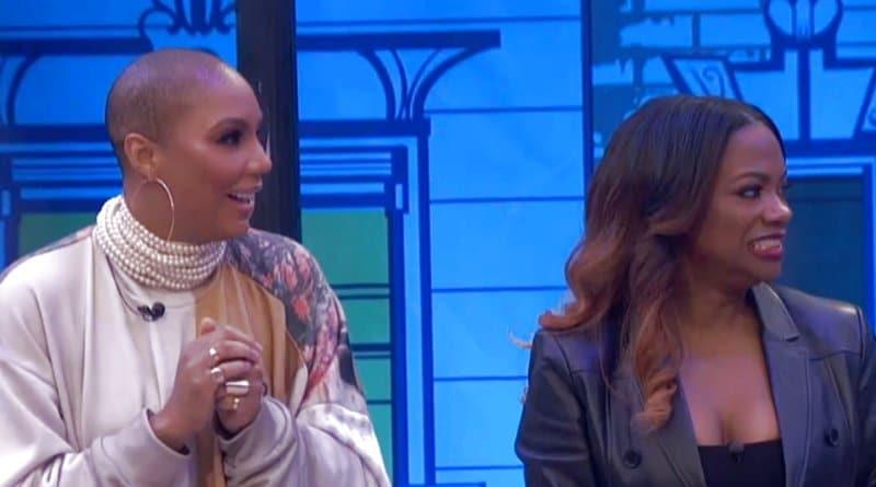 Celebrity Big Brother Spoilers: Tamar Braxton - Kandi Burruss