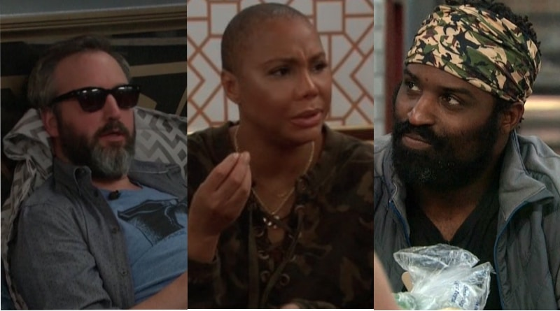 Celebrity Big Brother Spoilers: Tom Green - Tamar Braxton - Ricky Williams