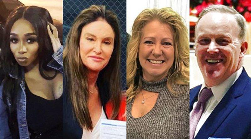 Celebrity Big Brother: Tiffany Pollard - Caitlyn Jenner - Tonya Harding - Sean Spicer