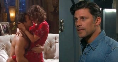 Days of Our Lives Spoilers: Sarah Horton (Linsey Godfrey) - Xander Cook (Paul Telfer) - Eric Brady (Greg Vaughan)