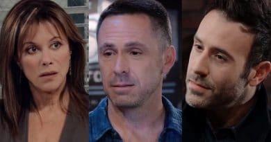 General Hospital Spoilers: Alexis Davis (Nancy Lee Grahn) - Julian Jerome (William deVry) - Shiloh (Coby Ryan McLaughlin)