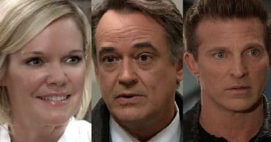 General Hospital Spoilers: Ava Jerome (Maura West) - Ryan Chamberlain (Jon Lindstrom) - Jason Morgan (Steve Burton)