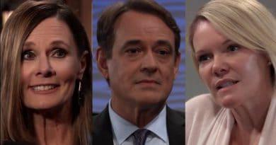 General Hospital Spoilers: Lucy Coe (Lynn Herring) - Ava Jerome (Maura West) - Ryan Chamberlain (Jon Lindstrom)