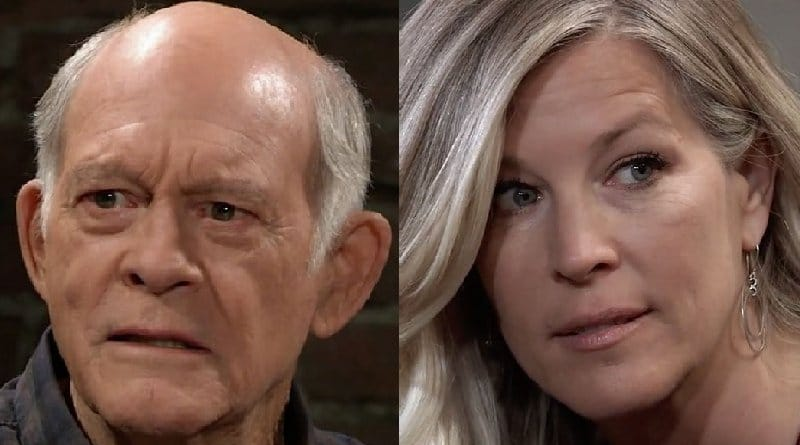 General Hospital Spoilers: Mike Corbin (Max Gail) - Carly Corinthos (Laura Wright)