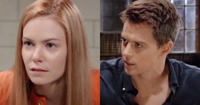 General Hospital Spoilers: Nelle Hayes (Chloe Lanier) - Michael Corinthos (Chad Duell)