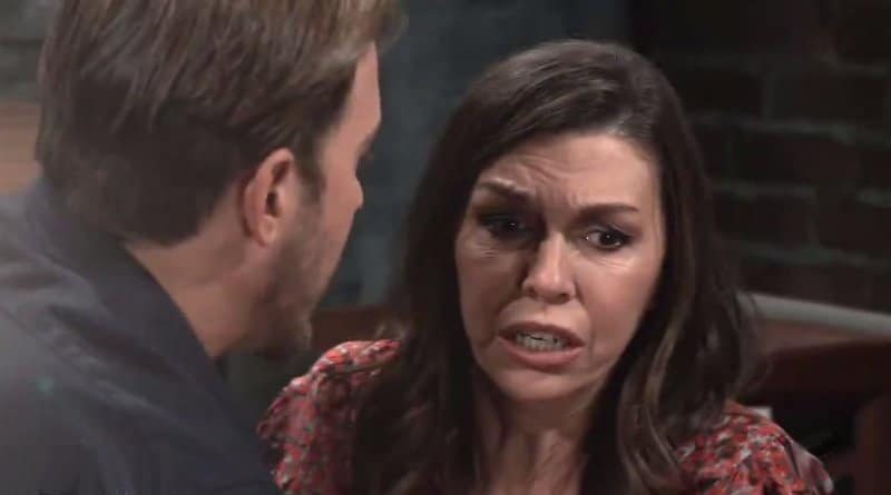 General Hospital Spoilers: Peter August (Wes Ramsey) - Anna Devane (Finola Hughes)
