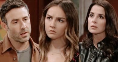General Hospital Spoilers: Shiloh (Coby Ryan McLaughlin) - Kristina Davis (Lexi Ainsworth) - Sam McCall (Kelly Monaco)