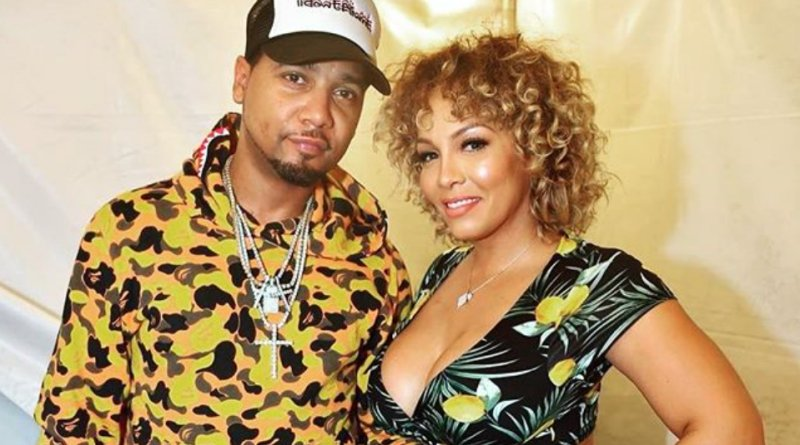 Love And Hip Hop: Juelz Santana - Kimbella Vanderhee