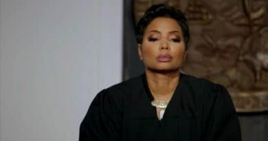 Marriage Boot Camp: Hip Hop Edition' - Judge Lynn Toler