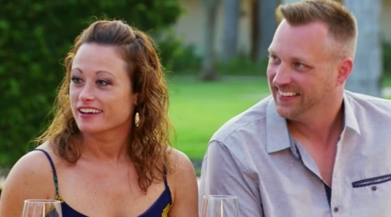 Married at First Sight Spoilers: AJ Vollmoeller - Stephanie Sersen
