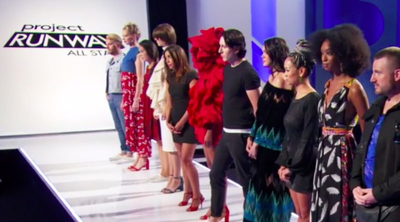Project Runway All Stars Spoilers Two New Designers Are In Is Jc Penney Out Soap Dirt