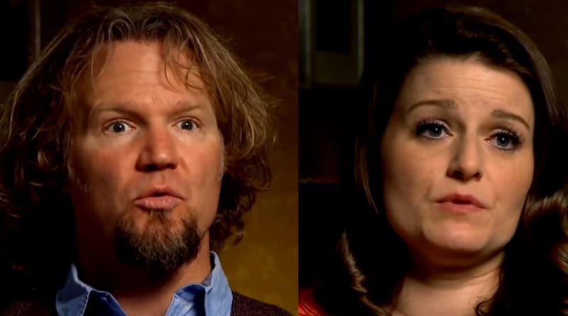 Sister Wives: Kody Brown - Robyn Brown