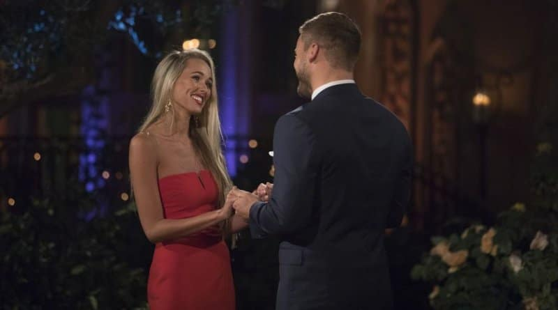 The Bachelor Spoilers: Colton Underwood - Heather Martin